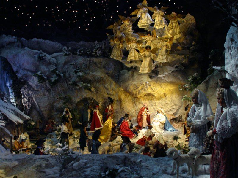 Immagini Santo Natale.Santo Natale 2017 Ecco Il Messaggio Dell Arcivescovo