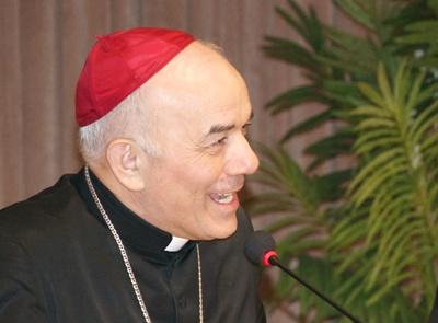 Messaggio dell'Arcivescovo di Udine per la Pasqua 2018