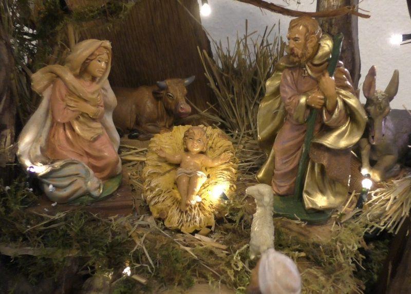 Foto Del Presepe Di Natale.Natale Ecco Il Messaggio Dell Arcivescovo Nel Segno Del
